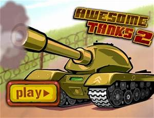 Awesome Tanks 2 Tank Trouble