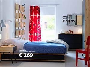 Lit Chez Ikea : chambre ikea 15 photos ~ Teatrodelosmanantiales.com Idées de Décoration