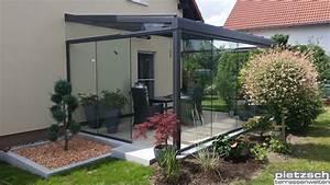 Terrassenüberdachung Holz Glas Konfigurator : klaiber terrassen berdachung und vord cher aus glas und aluminimum ~ Frokenaadalensverden.com Haus und Dekorationen