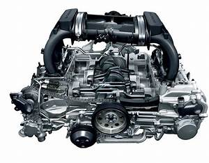 Porsche Cayman Engine
