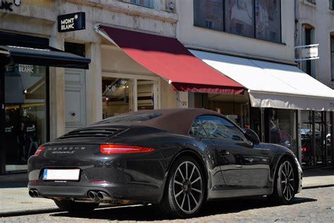 Porsche 911 Carrera S Cabrio History Photos On Better