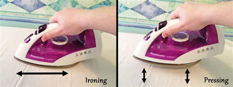 Basics Pressing As You Sew Yesterdays Thimble