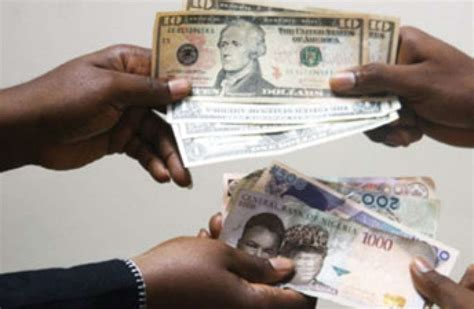 bureau de change dollar naira consolidates gain against dollar information nigeria