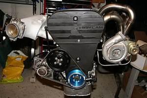 Rwd Suzuki Swift With A Turbo Inline