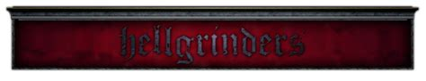 hellgrinders teamspeak banner by peterbaumann on deviantart
