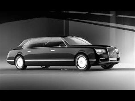 New Limo by Cortege Project Presidents Putin New Limo 2018