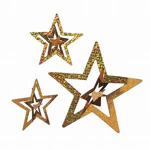 Gold Stars - Oriental Trading