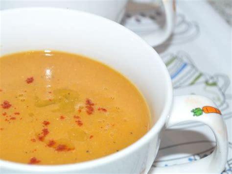lentilles cuisiner soupe aux lentilles corail les recettes de la cuisine de