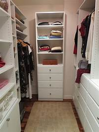excellent walk in closet ideas Narrow Walk In Closet Ideas. Fabulous Briliant N Wall ...