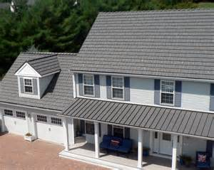 Rustic Shingle Metal Roof Classic Metal Roofing Long Lasting Metal Porch Roof