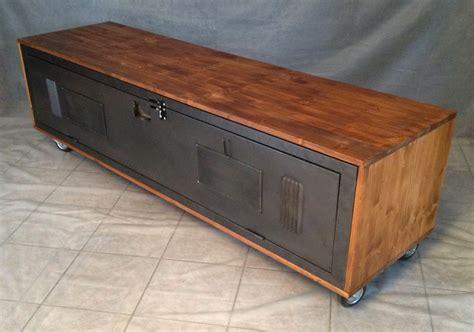bureau bois massif ancien from hell meuble tv industriel