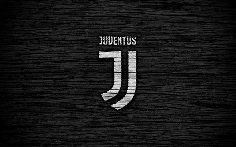 Hämta bilder 4k, Juventus, konst, Serie A, svart bakgrund ...