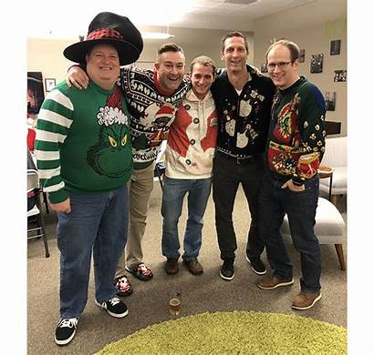 Ugly Sweater Contest Leaders