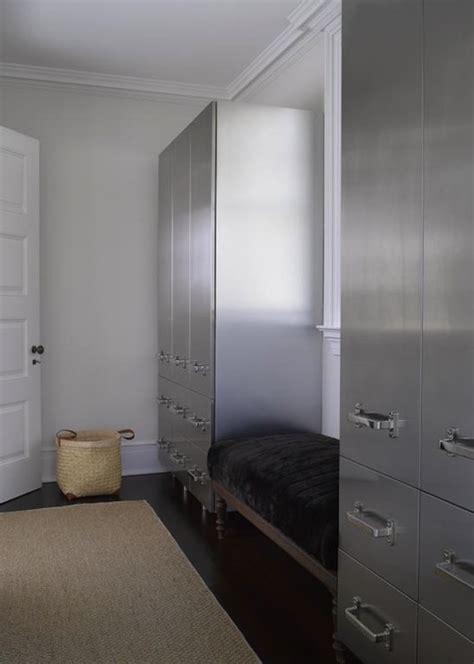 mudroom lockers cottage laundry room heiberg