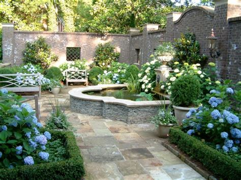 18+ Formal Garden Designs, Ideas  Design Trends Premium