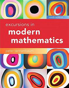 Excursions In Modern Mathematics 9th Edition Tannenbaum Solutions Manual