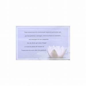 Carte Grise Apres Deces : carte de remerciement d c s deuil condol ances obs ques regalb la183 ~ Maxctalentgroup.com Avis de Voitures