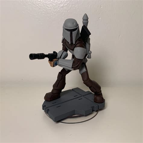 Just finished my custom Din Djarin from The Mandalorian ...