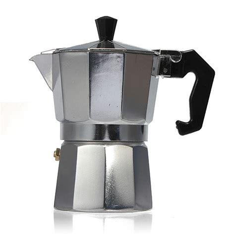 moka pot on electric stove aluminum moka espresso latte percolator stove coffee maker pot coffee percolators alex nld