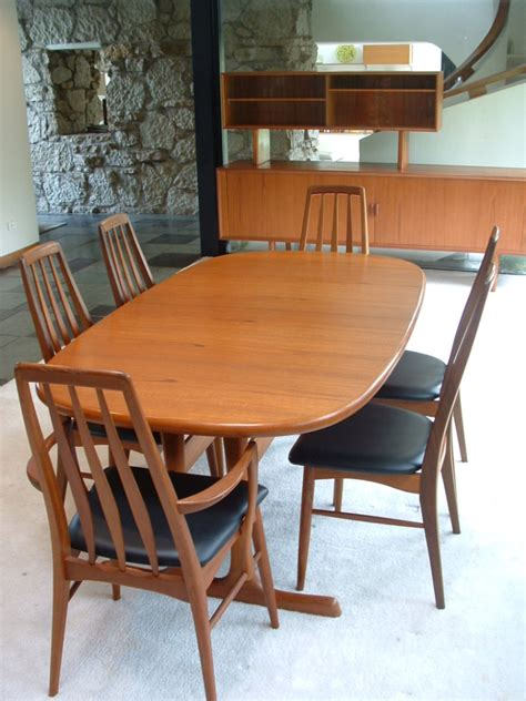 Dining Room Natural Teak Dining Room Set To Get