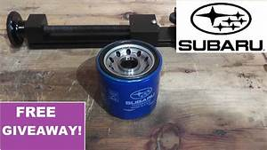 Subaru Oil Filter Review