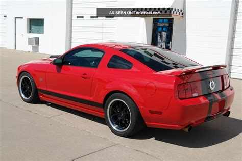 2005 Ford Mustang Coupe by 2005 Ford Mustang Coupe Gt Supercharged And Intercooled