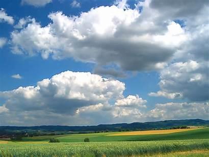 Sky Cloud Wallpapers Clouds Desktop Cloudy Skies