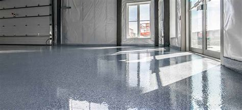 Epoxy Flooring Calgary   Commercial, Industrial