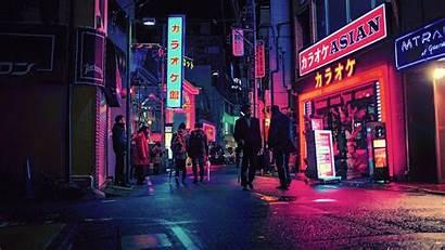 Neon Japan Wallpapers
