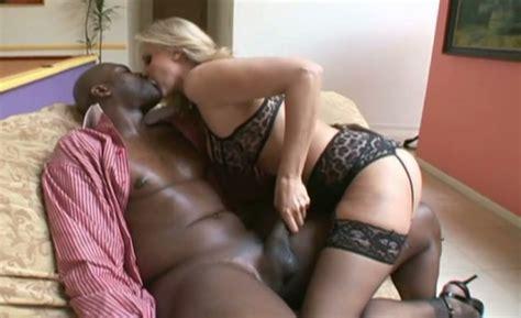 Black Brutal Stud Doggy Fucks Blond Curvy Hooker Julia Ann