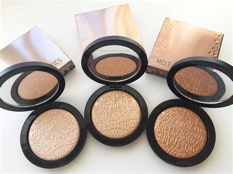 Melt Cosmetics Digital Dust Highlighters