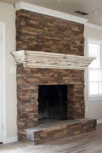 Stunning, 7, Brick, Fireplace, Mantle, Design, Ideas, On, A, Budget