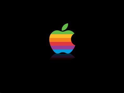 Vintage Logo Of Apple Hd Desktop Wallpaper, Instagram