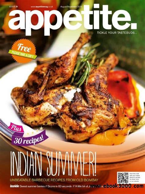 appetite magazine august september   ebooks