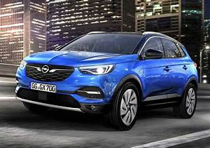Opel Grand Land X : 2018 2019 opel grandland x the elder brother of crossland x cars news reviews spy shots ~ Medecine-chirurgie-esthetiques.com Avis de Voitures