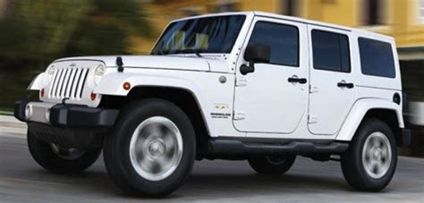 Jeep Wrangler Per Gallon by The Evolution Of Jeep Fuel Economy