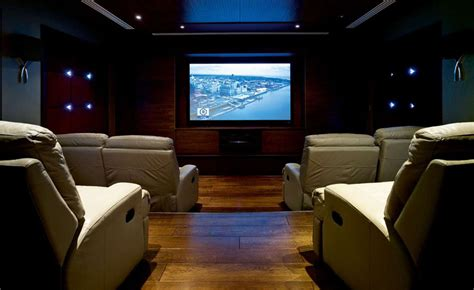 Creating a Home Cinema Homebuilding & Renovating