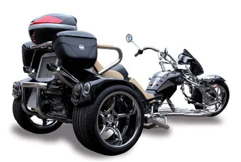 2009 Boom Trikes Fighter X12