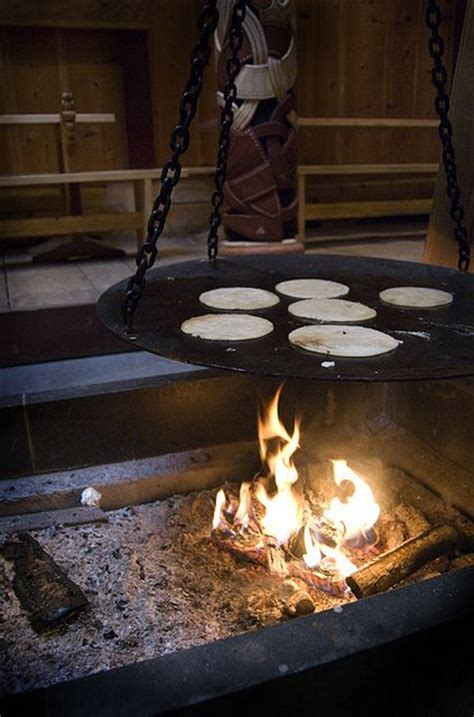 cuisine viking viking food cooking leiv lefse at the hearth originally