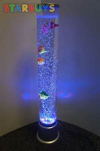 Fish bubble tube water mood lamp special needs light 57cm for Floor lamp with tube light