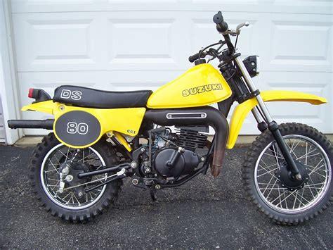 Suzuki Ds80 Specs by Vintage 1982 Suzuki Ds80 Ds 80 Motorcycle Dirt Bike