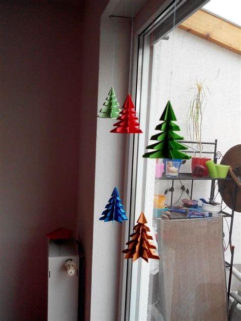 Weihnachtsdeko Fenster Einfach by Weihnachtsdeko Deko Fenster Weihnachten Papier Basteln