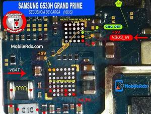 Samsung G530h Not Charging Problem Solution