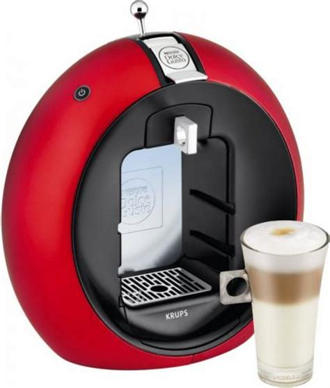 Review : Krups Dolce Gusto Circolo