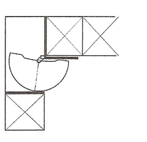 panier demi lune pour cuisine pour meuble d angle bas avec plateaux ferrures notice de