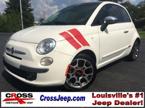 Fiat Of Louisville by 162 Used Cars In Stock Louisville Cross