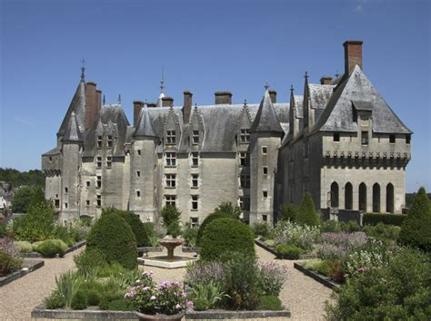 Château Of Langeais And Its Park In Langeais, Visite
