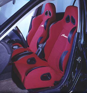 siege baquet inclinable admission dynamique com sièges baquets simota