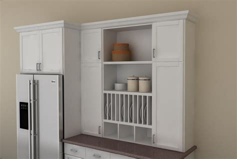 custom built small pantry  remarkable ikea kitchen pantry storage  plate rack built