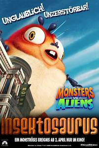 Filmplakat: Monsters vs. Aliens (2009) - Plakat 13 von 16 ...